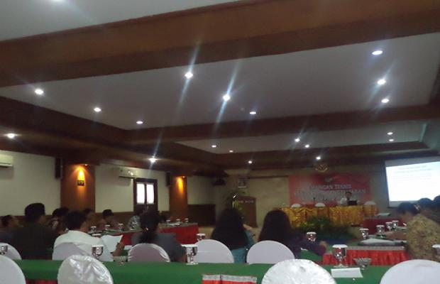 Bimbingan Teknis Bendahara pengeluaran Bawaslu Provinsi Bali
