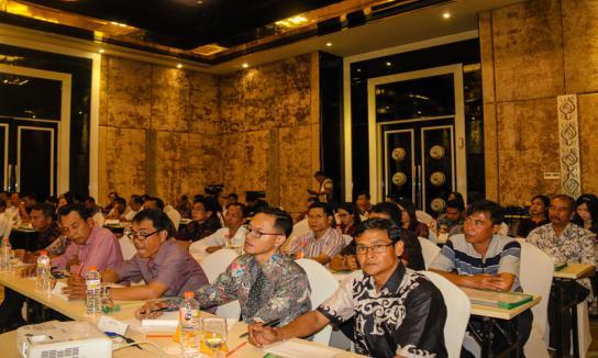 Peningkatan Kapasitas Anggota Panitia Pengawas Pemilihan Kabupaten/Kota Se- Bali